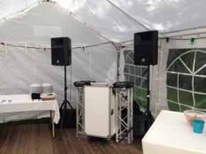 Professioneel DJ materiaal huren [pb-city]